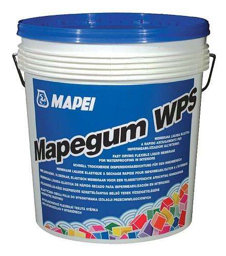 Poza cu Hidroizolatie bai, dusuri, bucatarii - Mapegum WPS 10 kg
