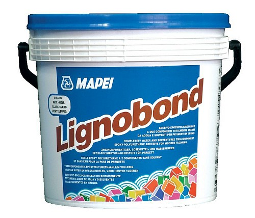 Imagine Adeziv parchet masiv LignoBond 5kg