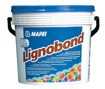 Poza cu Adeziv parchet masiv LignoBond 5kg