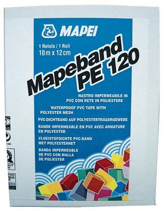 Poza cu Banda etansare elastica Mapei Mapeband PE 120 50ml