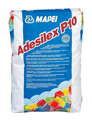 Imagine Adeziv mozaic ceramic Mapei Adesilex P10
