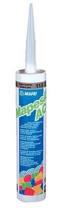 Poza cu Silicon acvarii Mapei Mapesil AC