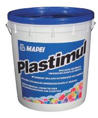 Poza cu Hidroizolatie bituminoasa Plastimul 20kg