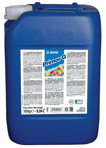 Poza cu Amorse suprafete absorbante Primer G 10kg