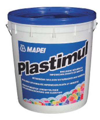 Poza cu Hidroizolatie bituminoasa Plastimul 12kg