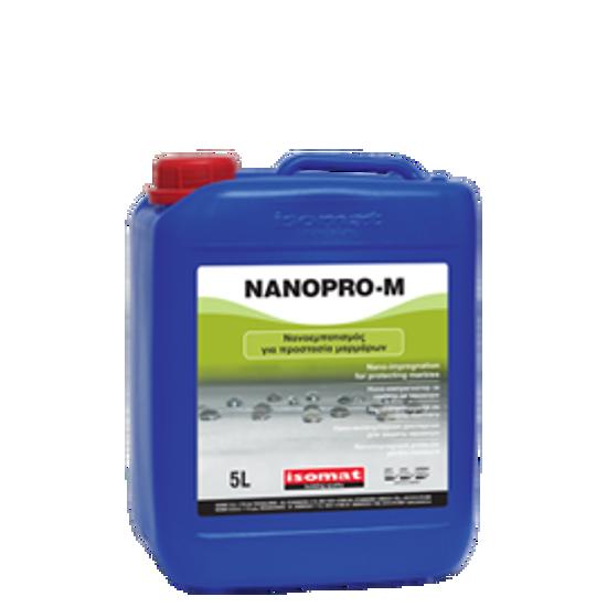 Poza cu Protecţie pentru marmură împotriva umezelii ISOMAT NANOPRO-M la 5 litri