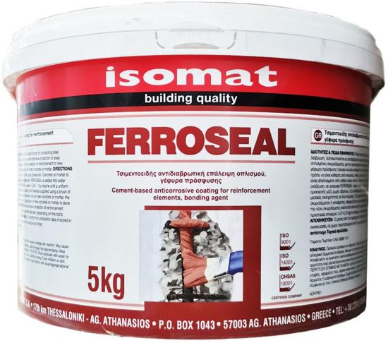 Poza cu Mortar Isomat FERROSEAL 5Kg