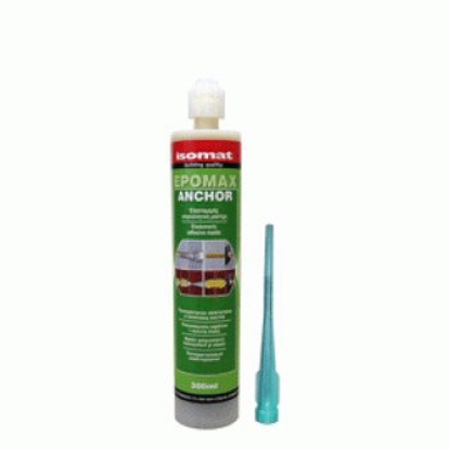 Poza cu Ancora chimica Isomat EPOMAX-ANCHOR gri inchis 300 ml