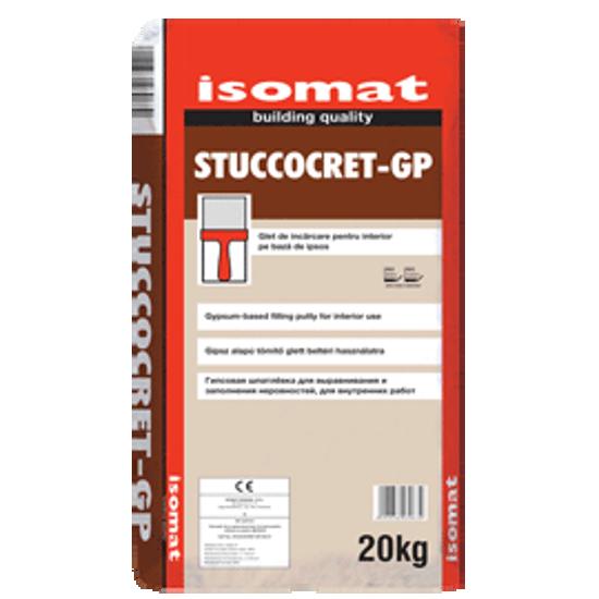 Poza cu Glet ipsos alb Isomat STUCCOCRET-GP 20Kg